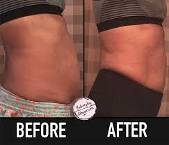diy body wrap lose up to 1 inch