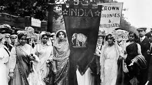 How Indian women contributed to the suffrage movement   UK News ...