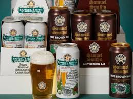 Samuel Smith's Brewery Adds Cans to its U.S. Portfolio | Mashing In