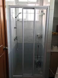 below basin doors shower screens