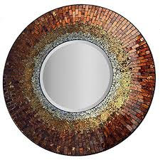 round decorative mirrors com