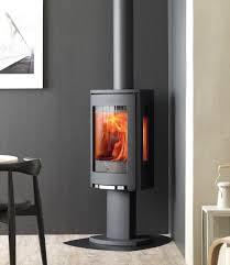 6 modern takes on wood burning stoves