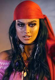 pirate makeup for female saubhaya makeup