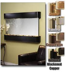 wishihadthat mirror wall water fountain
