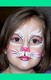 cute cat face paint halloween 2016