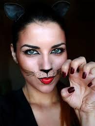cat face makeup simple saubhaya makeup