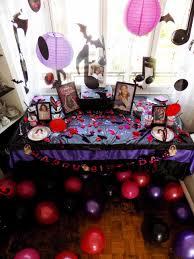 Decoration Anniversaire Theme Chica Vampiro Vs Violetta Avec Kyoko Events Vampiro Festa Aniversario