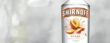 smirnoff peach flavors smirnoff