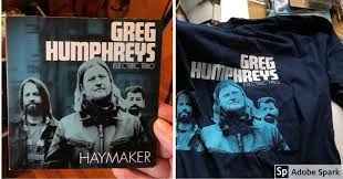 Greg Humphreys Dillon Fence Nye Haymaker Merch