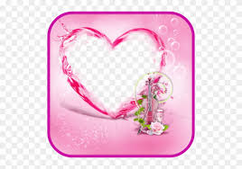 heart frame photo editor free