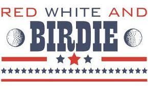 patriotic usa theme golf tournament