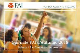 Le Giornate Fai d'autunno - Trentino Cultura