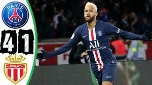 Monaco-PSG 1-4 highlights e gol: fuga parigina! - VIDEO ...