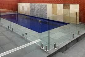 Child Pool Safety Fencing Gates Glass Fence Constructions
