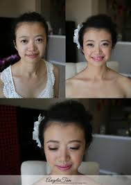 wedding asian korean bride makeup