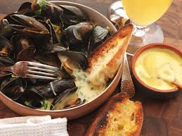 Sailor-Style Mussels) Recipe ...