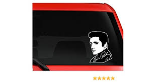 The King Of Rock And Roll Elvis Presley Car Bumper Window Decal Vinyl Sticker Archives Statelegals Staradvertiser Com