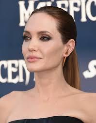 angelina jolie makeup transformation