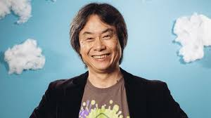 Shigeru Miyamoto has been honored by his hometown of Nantan City