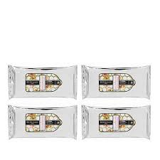 beekman 1802 4 pack face wipes