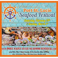Port Saint Lucie Seafood Festival ...