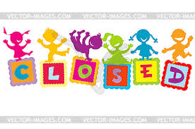 Image result for CLOSED SIGN CLIPART