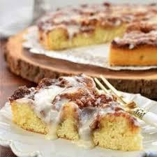 easy cinnabon cinnamon roll breakfast
