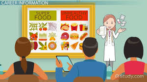 what to major in to bee a nutritionist