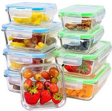 com glass meal prep containers