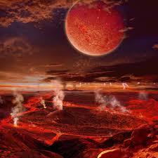 El violento pasado de la Luna, explicado en 10 imágenes épicas ...