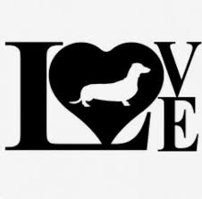 Dachshund Decal Dachshund Sticker Dachshund Car Decal Dachshund Car Sticker Dachshund Decal In 2020 Wiener Dog Dachshund Dog Silhouette
