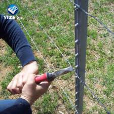 American Steel Fence Galvanized Green Paint Studded T Post Buy Studded T Post Green Paint Studded T Post Galvanized Studded T Post Product On Alibaba Com