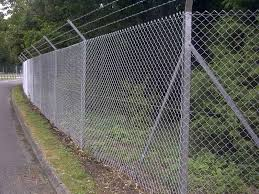 Acot Fencing Paving Security Fence Chain Link Fence Fence