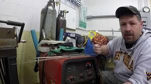 welding rod storage idea