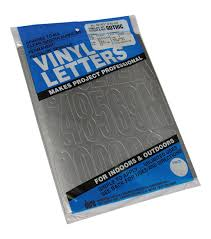 Duro Decal Permanent Adhesive Vinyl Letters Numbers 3 4 Gothic Black Pinnacleoilandgas Com