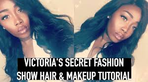 victoria s secret fashion show makeup