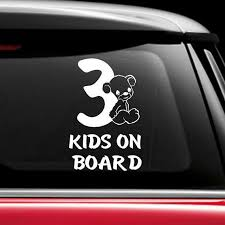 Pin On Baby On Board Stickers