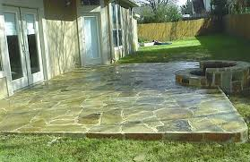 maintaining your patio concrete and