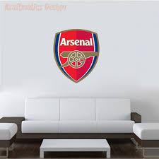 Arsenal F C Wall Decal Vinyl Sticker Krafmatics