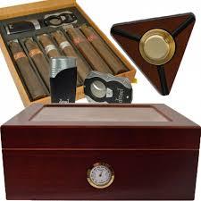 groomsmen cigar gift set perfect for
