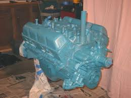 401 v8 engine rebuild