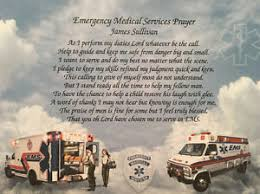 ems prayer gift for ems emt parac