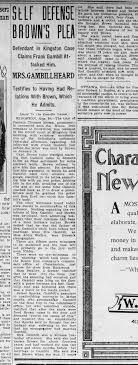 Frank Gambill Addie Walker Gambill 1917 - Newspapers.com