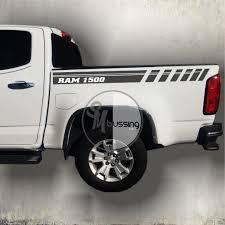 Dodge Ram Hemi Truck Decal Stickers Stripe 1500 Truck Etsy