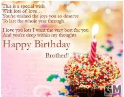 happy birthday brother wishes quotes messages and status