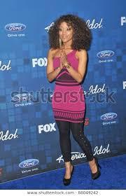 Ashthon Jones American Idol Finalists Party Stock Photo (Edit Now ...