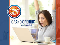 Dave & Buster's to Expand into Shenandoah, Texas | Woodlands Online