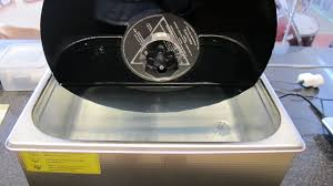 our diy ultrasonic record cleaner