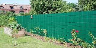 Ilesto Pvc Garden Fence Screening Privacy Screen Garden Screen Wind Screen Screening Roll Moss Green Ral 6005 Amazon Co Uk Garden Outdoors