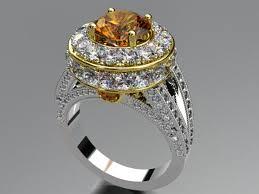 cad matrix 3design diamond gold jewelry